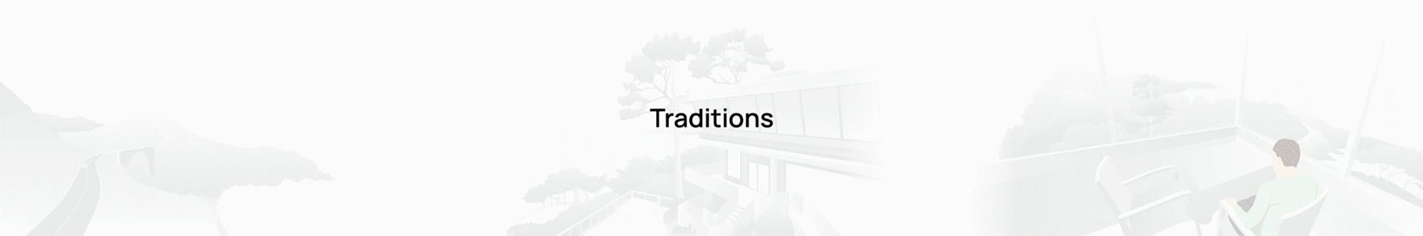 Traditions animation